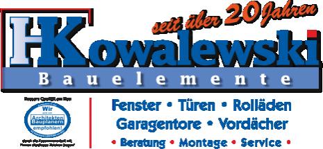 Kowalewski-Bauelemente